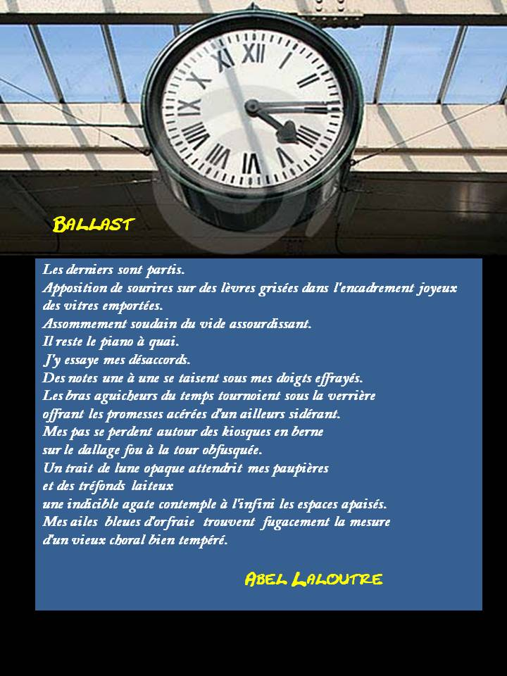 ballast horloge