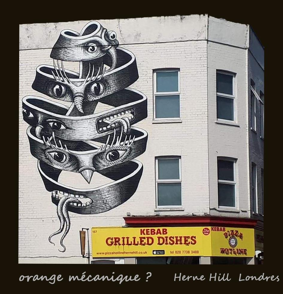 Herne hill copie Street Art