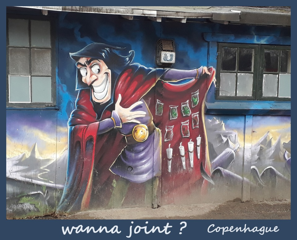 wantajouint Street Art